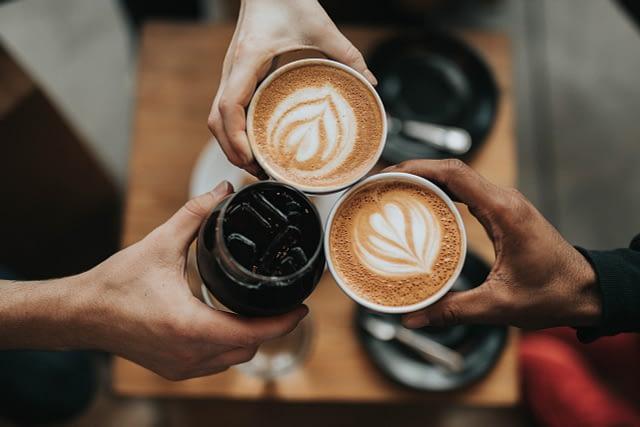 cups socialize communicate